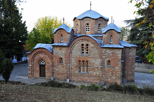 Church of St. Panteleimon, Gorno Nerezi, near Skopje | by DSLEWIS