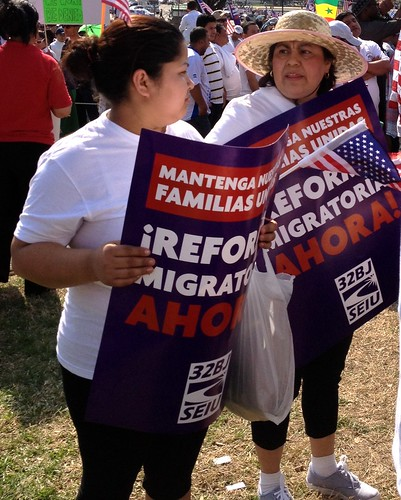 Latest Immigration News 2013: Immigration Rally- April 10th 2013