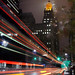 Foggy Night in the City by bill barfield