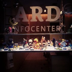 ARD① Infocenter #berlin