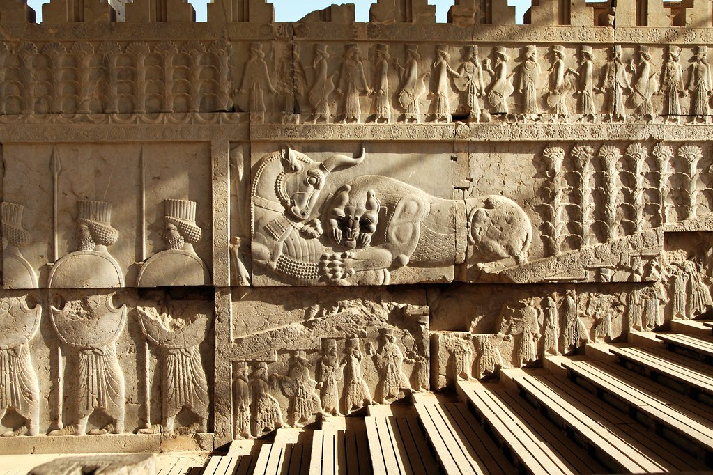 Persepolis Remains Of Persia Empire Franx Flickr