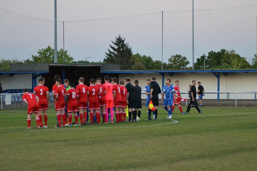 FC Broxbourne Borough 1-6 London Colney FC (30-8-16)