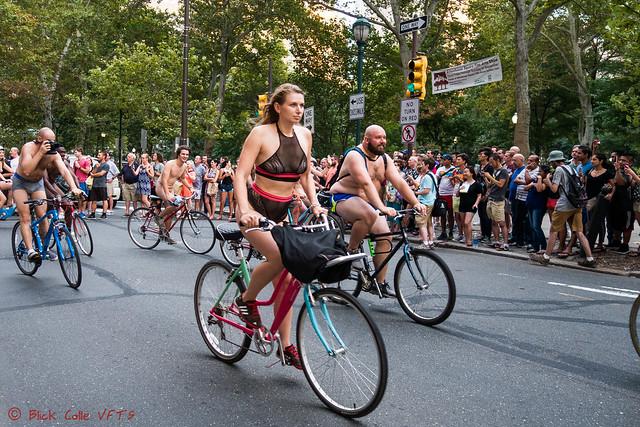 Philadelphia Naked Bike Ride #4
