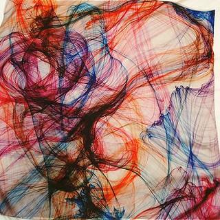 Silk scarf | by ellenm1