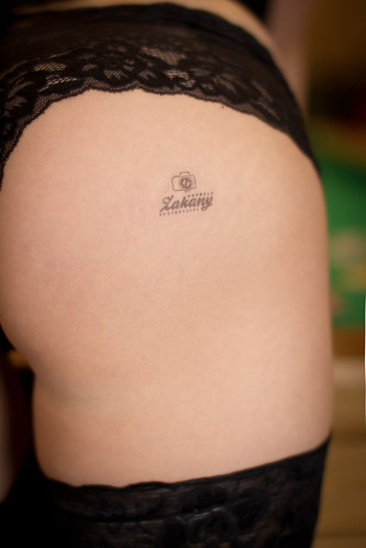 Round Ass logo | by .:dewfah::photo:.