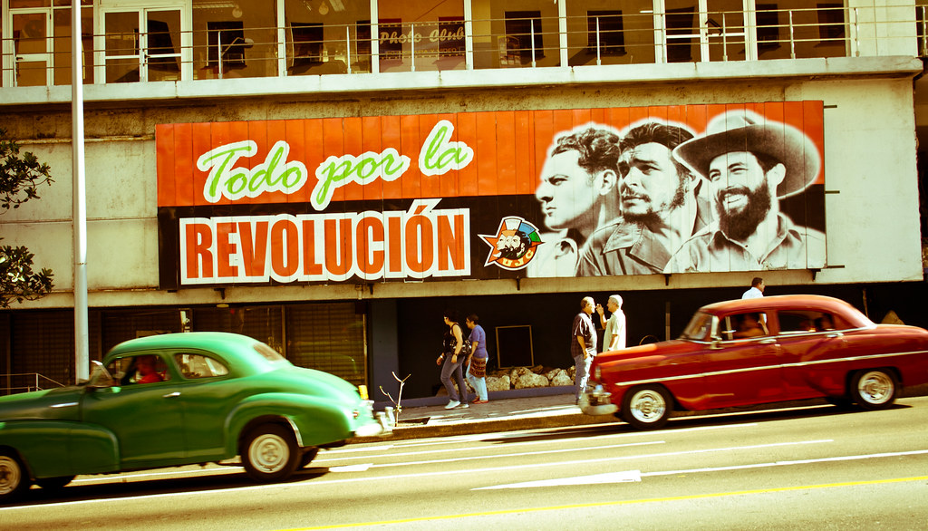 revolución descolorida