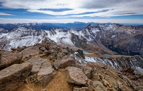 mountains colorado unitedstates ridgway sanjuanmountains mountsneffels uncompahgrenationalforest mountsneffelswilderness