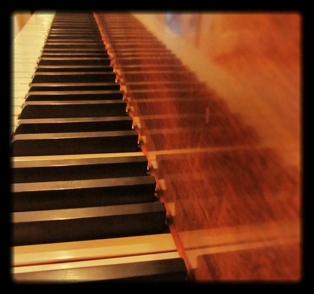 Garrison Forest ~ piano squared - HMM!