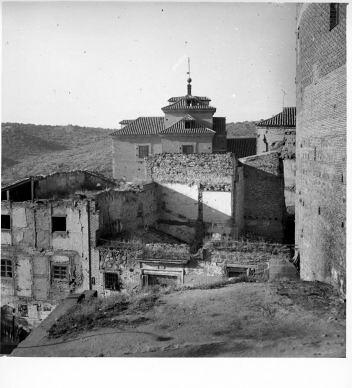 Corralillo de San  Miguel  © Fondo Rodríguez. Archivo Histórico Provincial. JCCM. Signatura CT-174