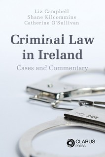 Criminal Law | by Claruspress