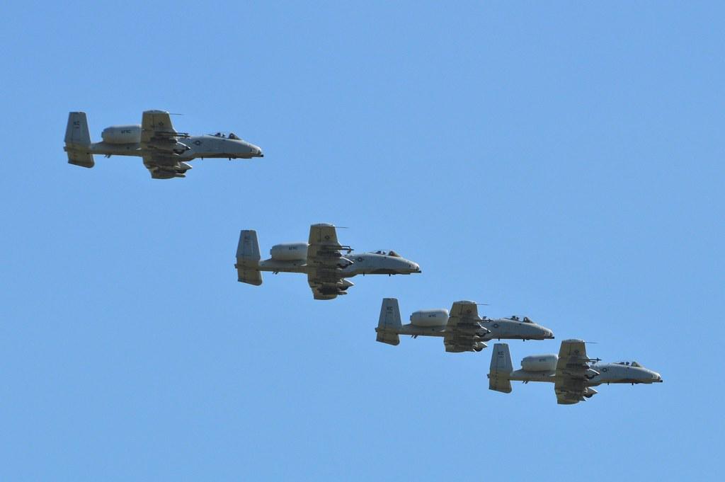 A10 (14) @ RAF Leeming 19-07-16