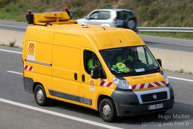 Département des Pyrénées-Orientales | Fiat Ducato