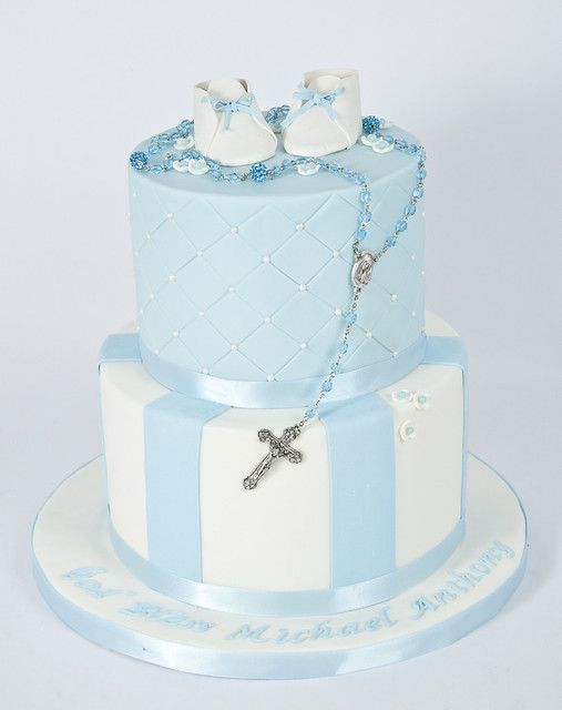 R8108-blue-baby-boy-baptism-cake-toronto