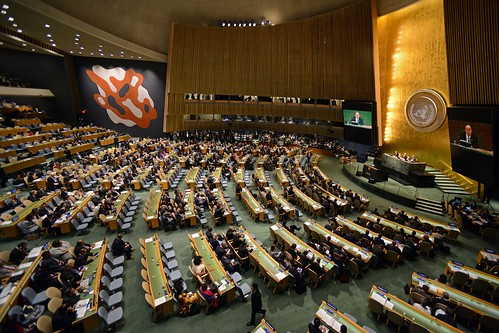 UNGA Summit for Refugees and Migrants, 19 Sep 2016 | by GovernmentZA
