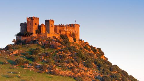 El Castillo, Almodovar del Rio, Spain