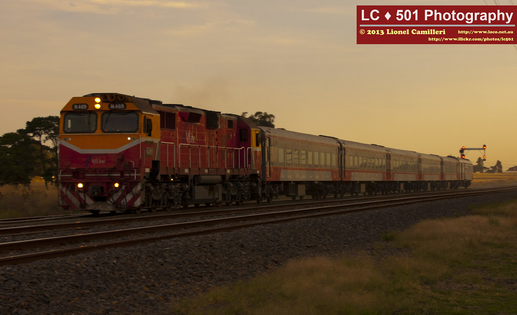 Albury Service by LC501