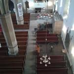 Stiftskirche von oben