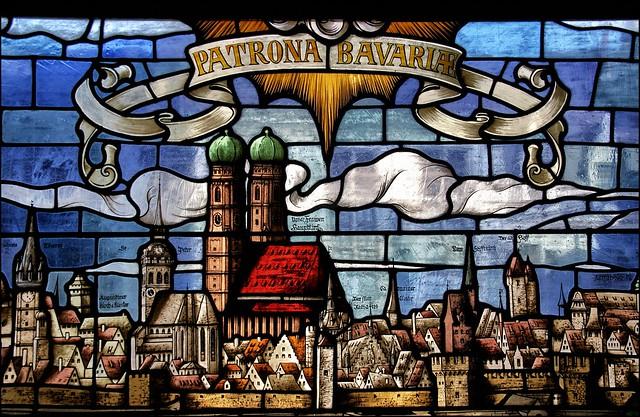 Patrona Bavariae -