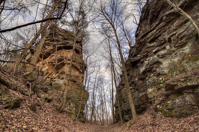 Lone Rock, White Co, TN