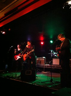 Salter Cane live at Con Club, Lewes   by rileyo