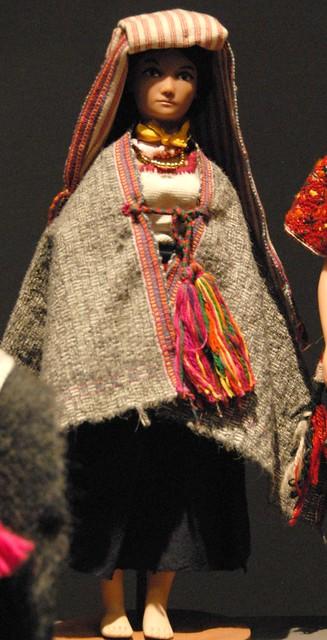 Doll Zinacantan Chiapas Mexico