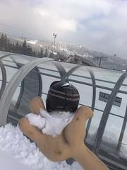 Konec lyžařské sezóny Hochficht