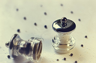 Salt and pepper | by Markus Grossalber