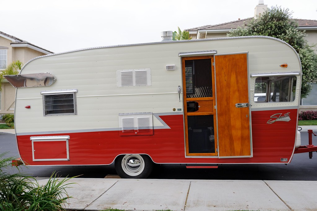 1963 Shasta Trailer - Model 1900 | Jason Zinn | Flickr