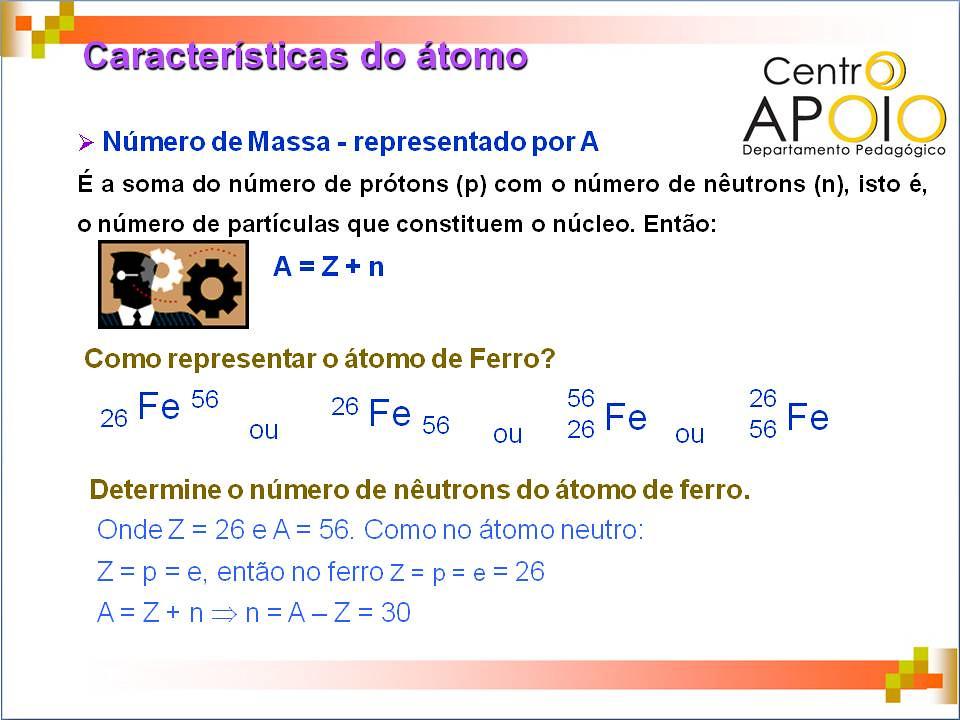 Estrutura Atômica 28 Química Estrutura Atômica Faça O