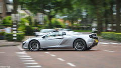 McLaren 650s Spider - Laren, The Netherlands