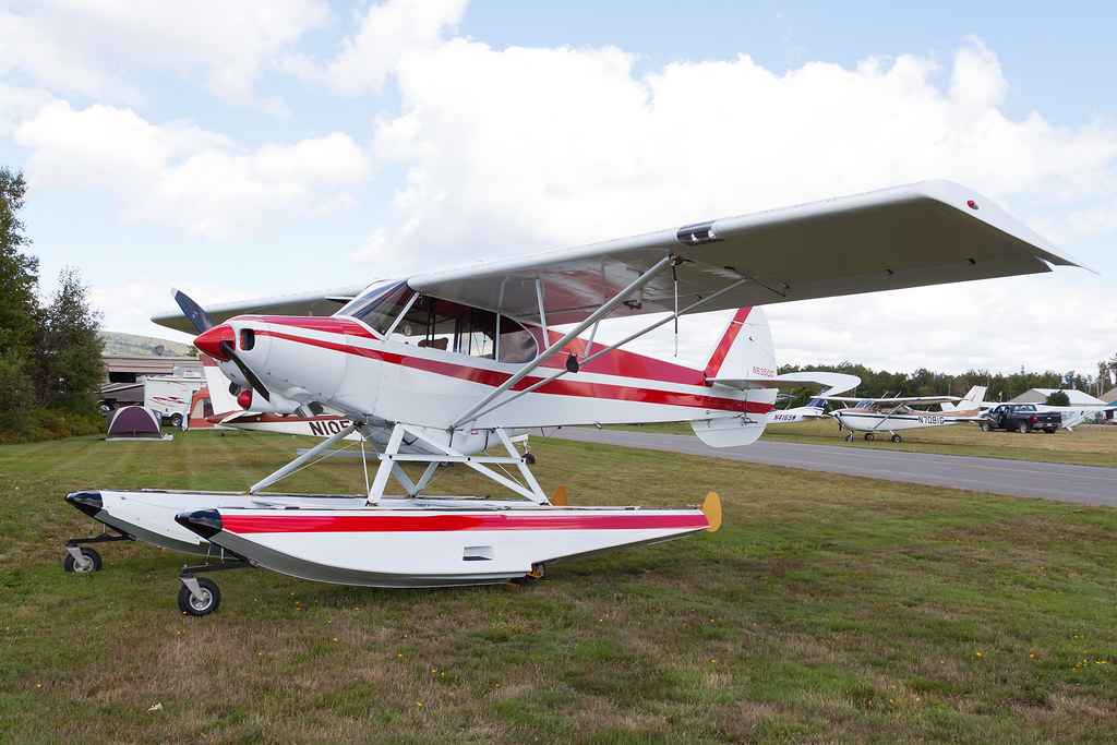 Private Cub Crafters Top Cub N635CC | Offered for sale at $1… | Flickr