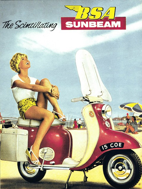 BSA Sunbeam