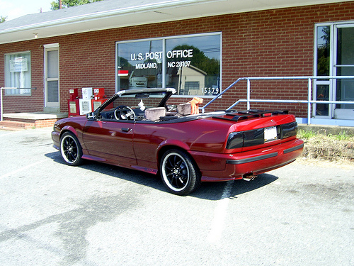 1988 Chevy Cavalier Z24 Convertible 4   planetcadillac   Flickr