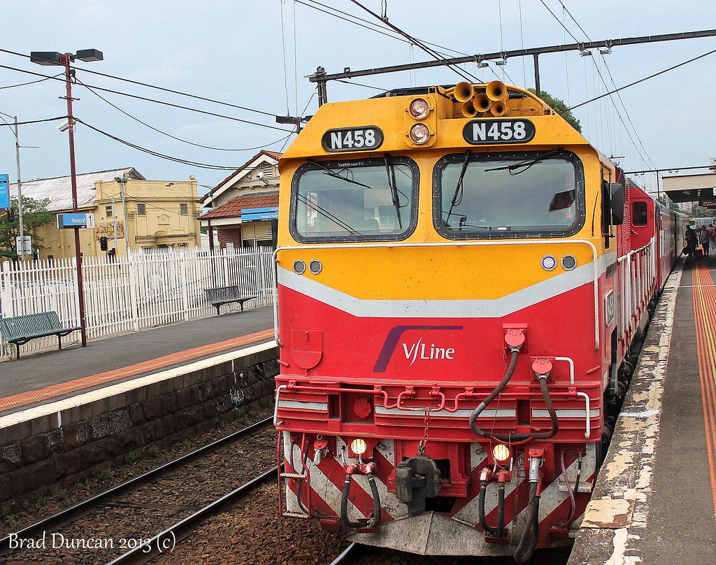 N458 by Hitachi 300M