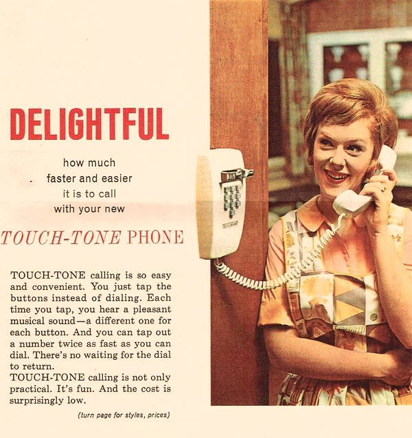 Introducing Touch Tone (1964)