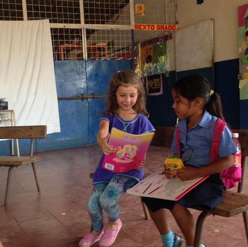 Save the Children Sponsor Visit | by la flowers
