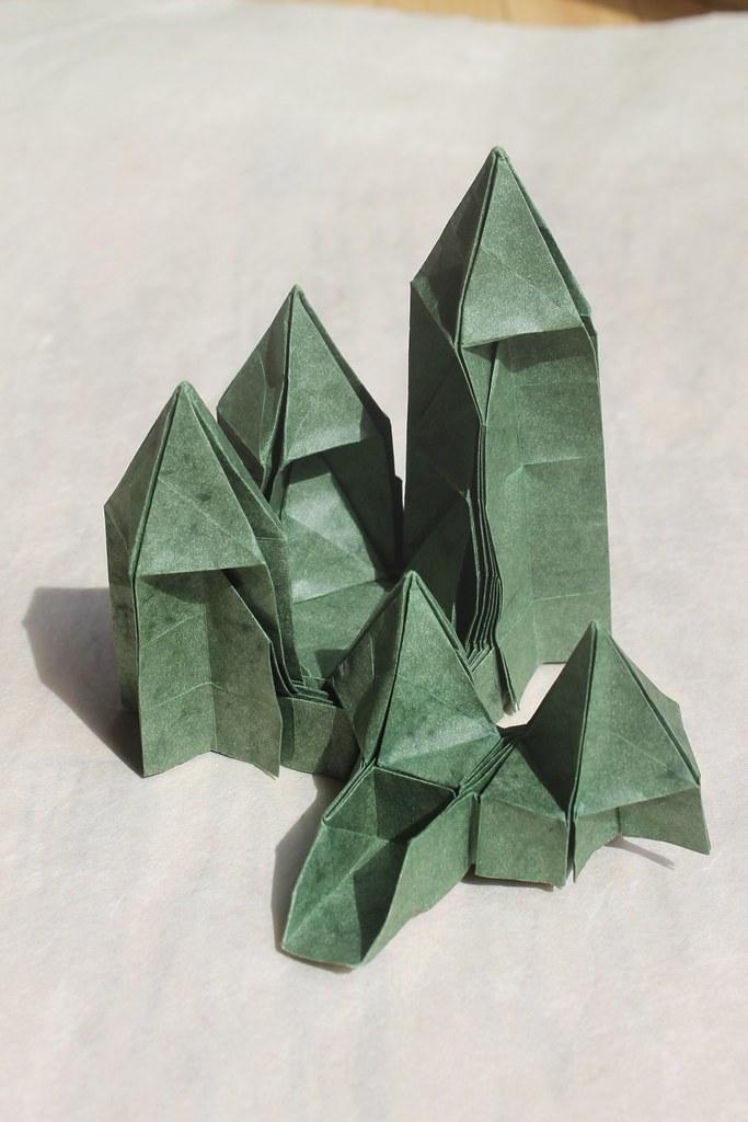 Origami Castle Waltz - YouTube | 1024x683