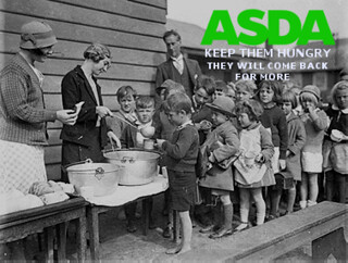 ASDA keep them hungry