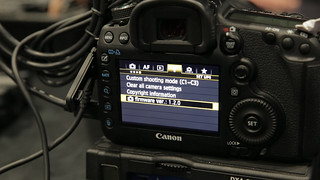 Canon 5D Mark III 1.2.0 Firmware | by Dave Dugdale