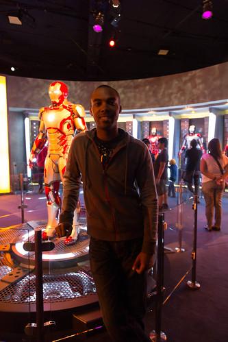 Iron Man Mark VIII Armor
