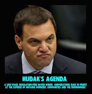 Hudak's agenda | by andres musta