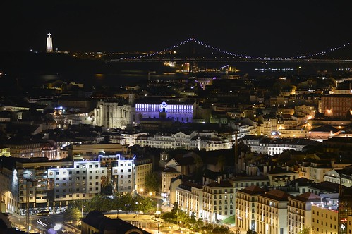 Lisbon by night | by tiago_lco