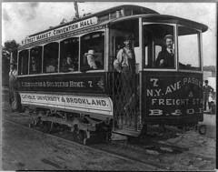 1890 DC Streetcar
