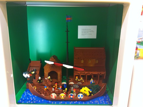 Viking scene | by hhcBrick