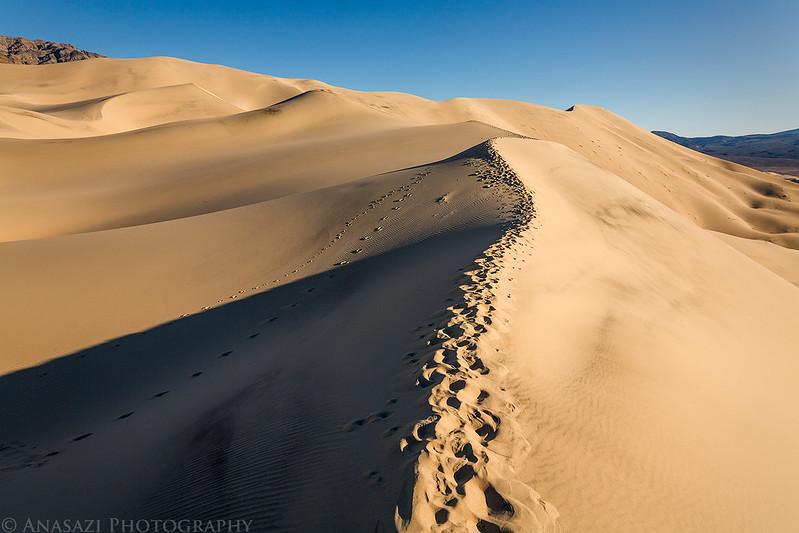 Dune Hiking