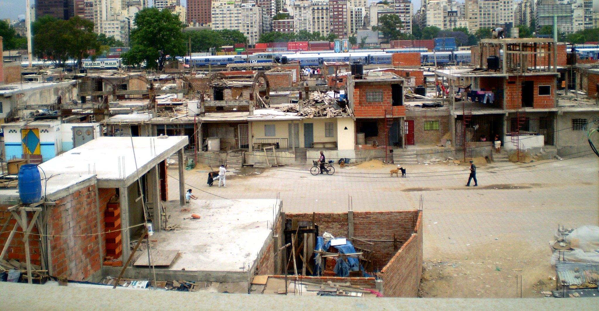 Buenos Aires Slums.