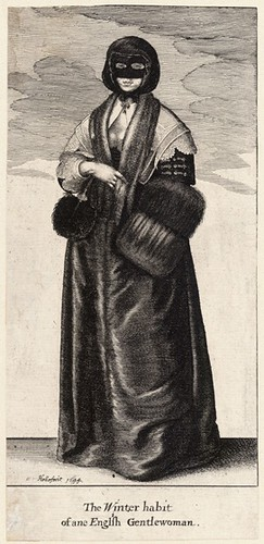 A Woman in Winter Clothing, 1644