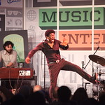 Fri, 15/03/2013 - 3:30am - Charles Bradley at the WFUV Public Radio Rocks Day Stage, SXSW. 3-15-2013. Photo by Gus Philippas