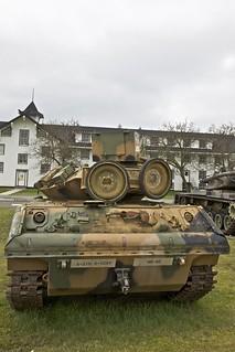 M551A1 Sheridan Light Tank IMG_6217