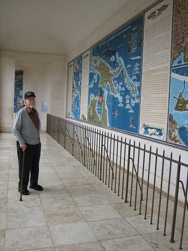 Gramp with mosaics